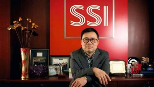 Chủ tịch SSI Nguyễn Duy Hưng nhận đống 'gạch đá' khi hỏi về trách nhiệm xử lý nghẽn lệnh HoSE của FPT