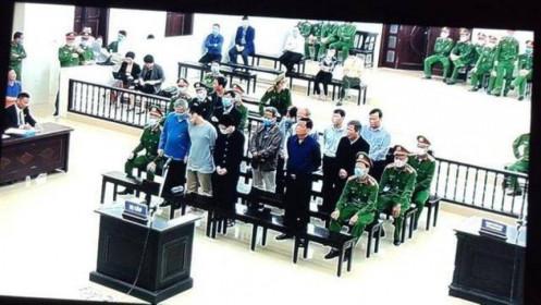 Tuyên phạt ông Đinh La Thăng 11 năm tù, Trịnh Xuân Thanh 18 năm tù