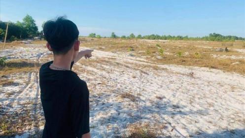 Giá đất ở quanh khu vực dự kiến xây dựng sân bay Quảng Trị tăng đột biến