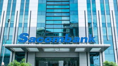 Cổ phiếu Sacombank liên tục thỏa thuận đột biến