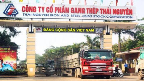 Tổng cục Môi trường thông tin về bụi lò thép tại Công ty gang thép Thái Nguyên