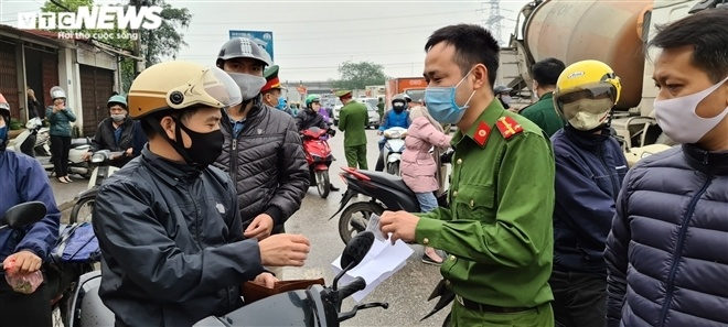 Bắc Ninh có 1 ca nhiễm SARS-CoV-2, làm cùng xưởng với BN1552