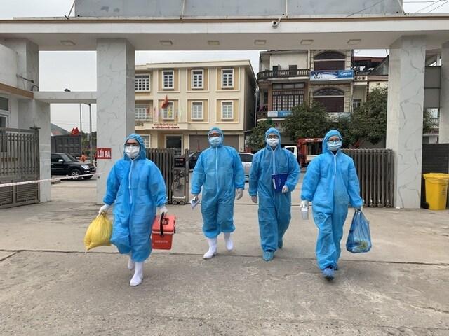 Quảng Ninh: Thêm 2 ca dương tính SARS-CoV-2