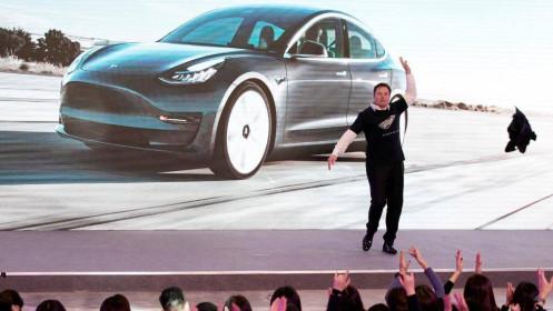 Vì sao cổ phiếu Tesla có thể quay trở lại 830USD trong 1 tháng
