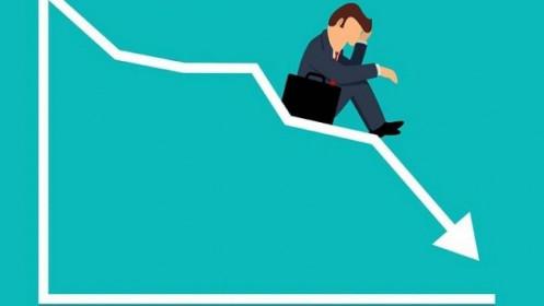 VN-Index không thể hồi phục trở lại dù lực cầu có lúc dâng cao ở nhiều cổ phiếu lớn như FPT, STB, PNJ, HPG...