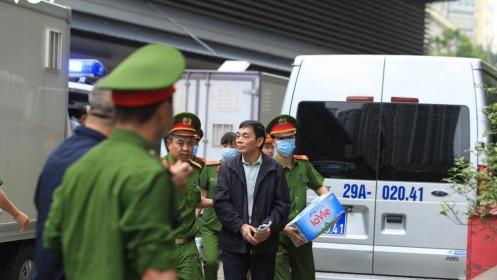 Các bị cáo trong vụ Gang thép Thái Nguyên gây thiệt hại 830 tỷ hầu tòa