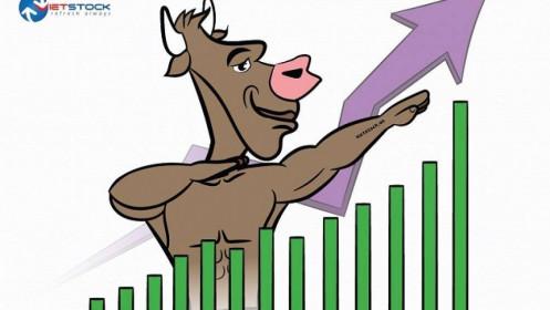 Nhịp đập Thị trường 12/04: Thị giá HPG vượt mức 50,000 đồng