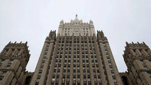 Nga sẽ đáp trả việc Séc trục xuất 18 nhà ngoại giao của nước này