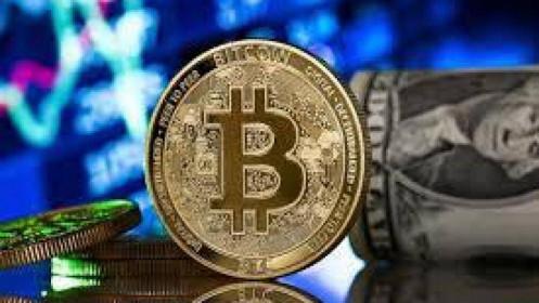 Bitcoin rơi thẳng đứng
