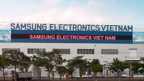 Choáng với doanh thu của Samsung tại Việt Nam