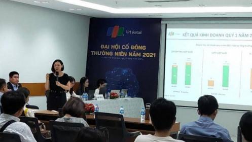Bà Nguyễn Bạch Điệp (FRT): Chuỗi nhà thuốc Long Châu sẽ nhân đôi doanh thu trong 2021