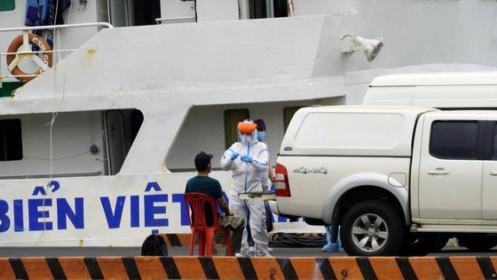 Vụ12 thuyền viên nghi nhiễm Covid-19Long An gửicông văn xin lỗi Bà Rịa – Vũng Tàu
