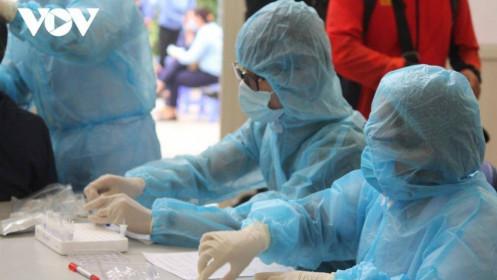 Trường hợp F1 liên quan đến 41 nhân viên BV Phụ sản TW đã âm tính lần 1 với SARS-CoV-2