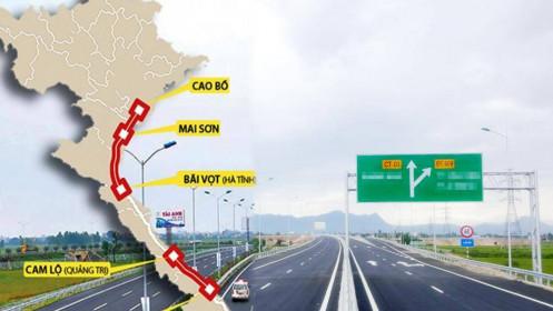 """""""Soi""""tiến độ 11 dự án thành phần cao tốc Bắc - Nam"""
