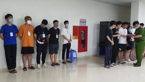 """Manh mối phát hiện 46 người Trung Quốc nhập cảnh """"chui"""", ở chung cư cao cấp"""