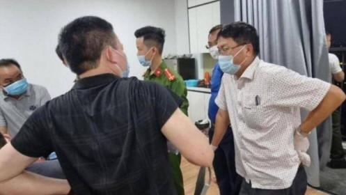 Hà Nội: Phát hiện thêm 12 người Trung Quốc nhập cảnh trái phép, 11 người cố thủ không chịu mở cửa