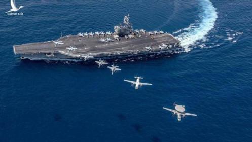 """Liên minh chống Trung Quốc """"một lòng"""" ở Biển Đông"""