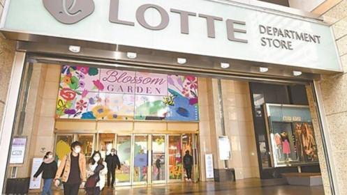 Khoản lỗ ròng của Lotte Shopping đã giảm so với cùng kỳ