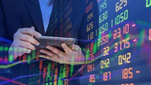 Thị trường chứng khoán hạ nhiệt khiến VnIndex tuột mốc 1.270 điểm
