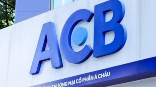 ACB sắp tăng vốn điều lệ thêm 5.400 tỷ, vượt ngưỡng 27.000 tỷ