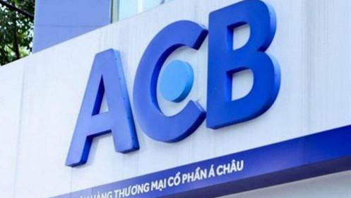 ACB - Cổ phiếu ngân hàng đáng chú ý