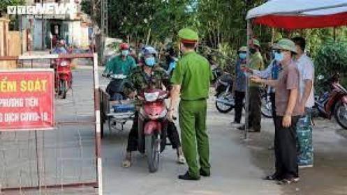 Tối 23/5: Thêm 76 ca mắc COVID-19 trong nước ghi nhận tại Bắc Giang và Bắc Ninh