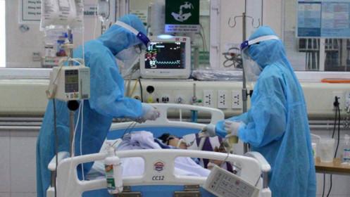 20 bệnh nhân COVID-19 nguy kịch