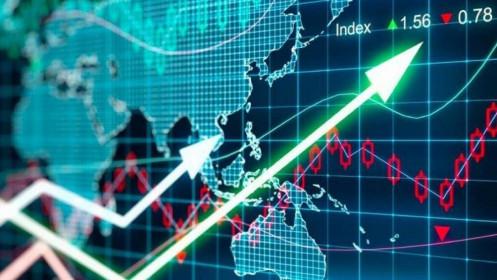 Vn-Index vượt mốc 1.300 điểm