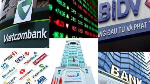 VN-Index vượt xa mốc 1.300 điểm, nhóm ngân hàng bứt phá