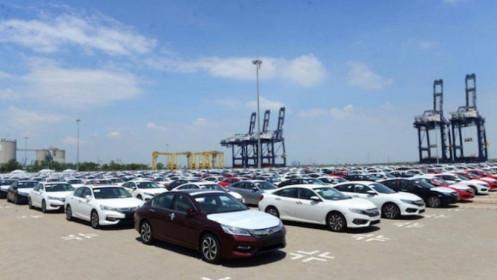 Nửa đầu tháng 5, Việt Nam nhập khẩu 7.169 ô tô các loại