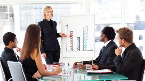 """4 bước xây dựng kỹ năng thuyết trình """"thu hút"""""""