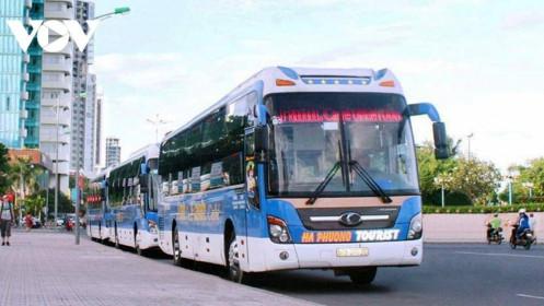 Tạm dừng hoạt động xe khách tuyến Nha Trang- TP HCM và ngược lại