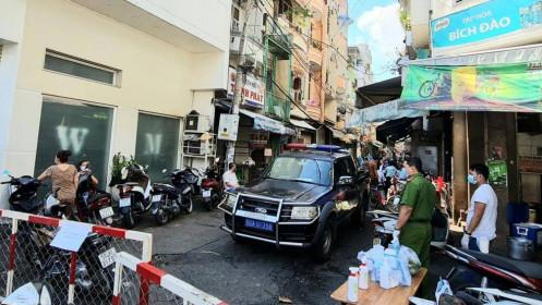 Nóng: Bệnh nhân Covid-19 đầu tiên ở TP.HCM tử vong liên quan hẻm 287 Nguyễn Đình Chiểu