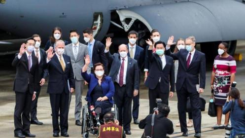 Mỹ tặng 750.000 liều vaccine ngừa Covid-19 cho Đài Loan