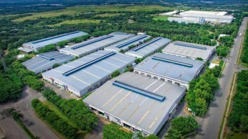 Bất động sản công nghiệp tiếp tục là điểm sáng