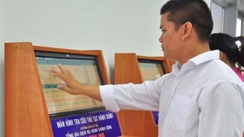 6 Bộ, ngành, địa phương đưa 100% dịch vụ công mức 4 lên online