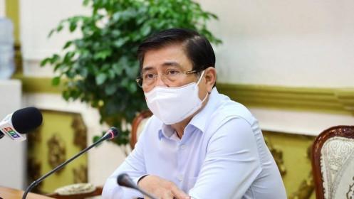 Chủ tịch TP.HCM: Thành phố cơ bản kiểm soát được đợt lây nhiễm Covid-19 thứ 4