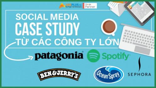 5 Case Study Social Media đầy cảm hứng từ các công ty lớn