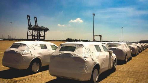 Năm tháng, Việt Nam chi 1,5 tỉ USD mua ô tô nguyên chiếc
