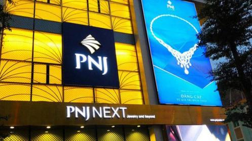 PNJ thực hiện 56% kế hoạch lợi nhuận 2021 sau 5 tháng