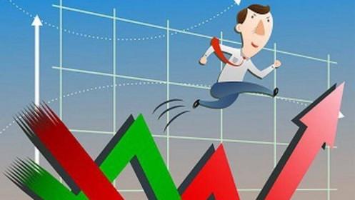 Chứng khoán chiều 22/6: Nhóm ngân hàng dẫn dắt đà tăng của thị trường