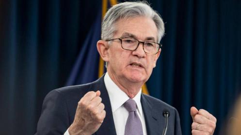 """Chủ tịch Fed: """"Lạm phát rồi sẽ giảm về mục tiêu dài hạn 2%"""""""