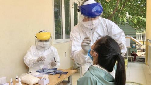 Quảng Ngãi: Ghi nhận thêm 6 trường hợp dương tính với SARS-CoV-2