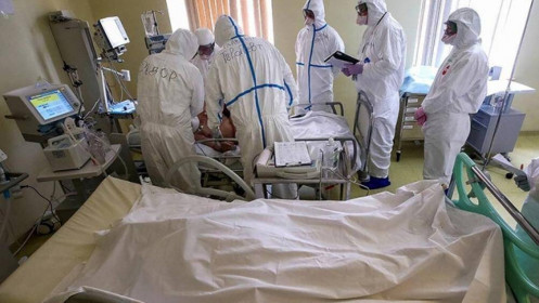 Nga ghi nhận số ca tử vong vì Covid-19 cao nhất từ trước đến nay