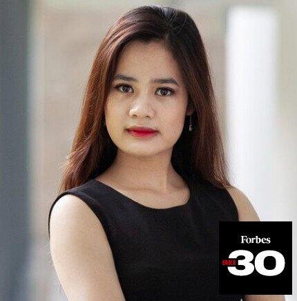 3 cô gái Việt Nam lọt top 30 Under 30 châu Á của Forbes