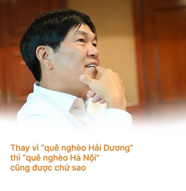 Tỷ phú đô la Trần Đình Long sợ gì?