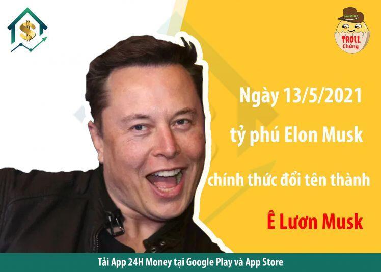 """[Troll Chứng] Siêu """"Xayda"""" Q-index đã thức tỉnh; Elon Musk chính thức đổi tên"""