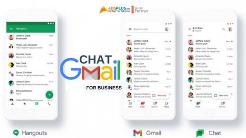 Chat Google Gmail: Tính năng nhắn tin cho các doanh nghiệp