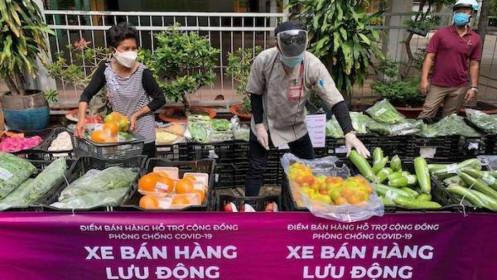 Hôm nay Con Cưng, VinShop... bắt đầu tham gia bán rau, thịt