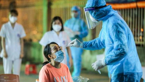 17 người Hà Nội nhiễm SARS-CoV-2, 3 ca liên quan nhà thuốc Đức Tâm